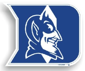 Duke Individual Car Magnet