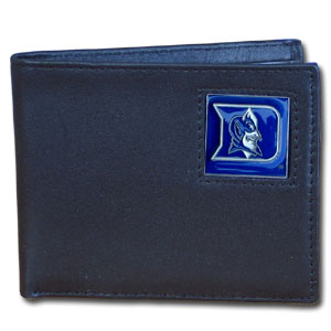 Duke Leather Bifold Wallet (F)