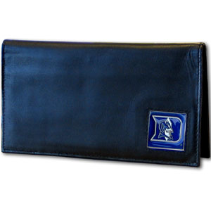 Duke Leather Checkbook Cover (F)