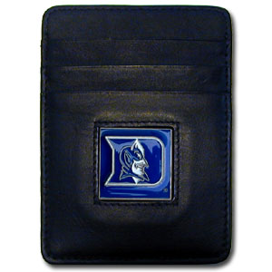 Duke Leather Money Clip (F)