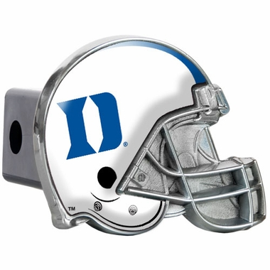 Duke Metal Helmet Trailer Hitch Cover