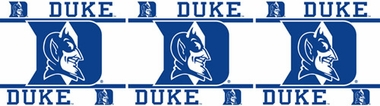 Duke Peel and Stick Wallpaper Border