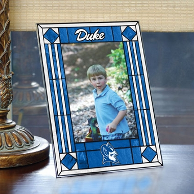 Duke Portrait Art Glass Picture Frame