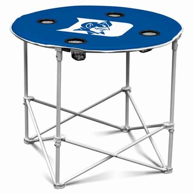 Duke Round Tailgate Table