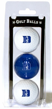 Duke Set of 3 Multicolor Golf Balls