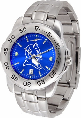 Duke Sport Anonized Men's Steel Band Watch