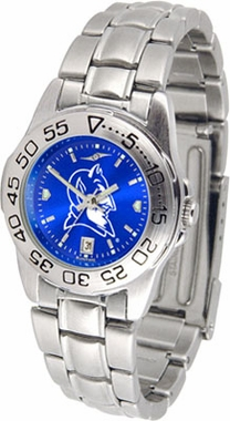 Duke Sport Anonized Women's Steel Band Watch
