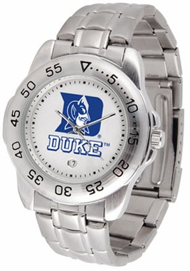 Duke Sport Men's Steel Band Watch