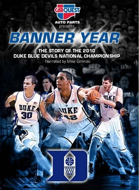 Duke Story of the 2009-2010 Duke Blue Devils DVD