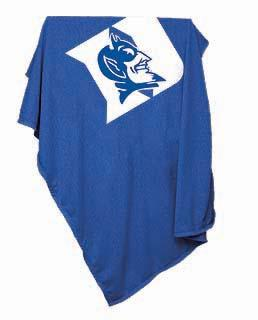 Duke Sweatshirt Blanket