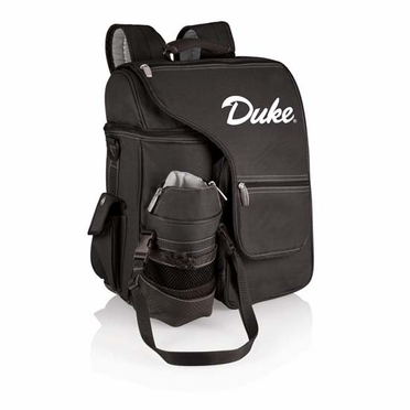 Duke Turismo Embroidered Backpack (Black)