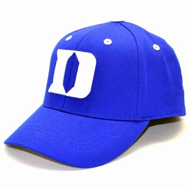 Duke Youth FlexFit Hat