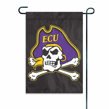 East Carolina 11x15 Garden Flag