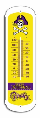 East Carolina 27 Inch Outdoor Thermometer (P)