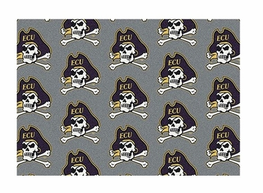 "East Carolina 3'10"" x 5'4"" Premium Pattern Rug"