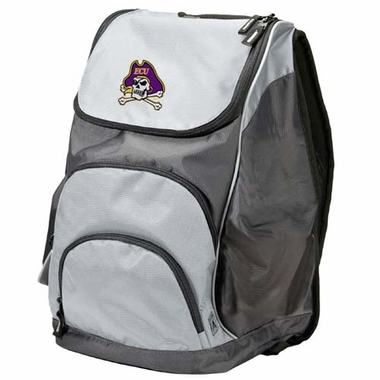 East Carolina Action Backpack (Color: Grey)