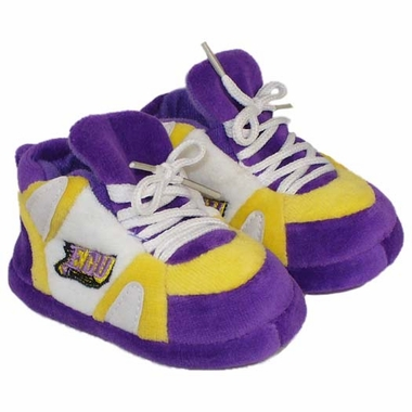 East Carolina Baby Slippers