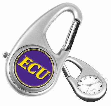 East Carolina Carabiner Watch