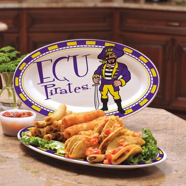 East Carolina Ceramic Platter