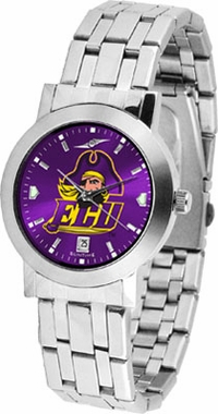 East Carolina Dynasty Men's Anonized Watch