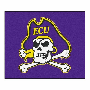 East Carolina Economy 5 Foot x 6 Foot Mat