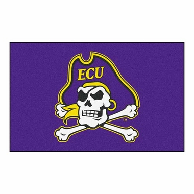 East Carolina Economy 5 Foot x 8 Foot Mat