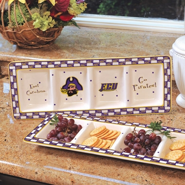 East Carolina Gameday Relish Tray