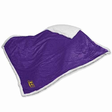 East Carolina Sherpa Blanket