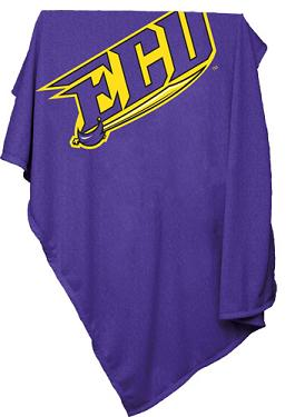 East Carolina Sweatshirt Blanket