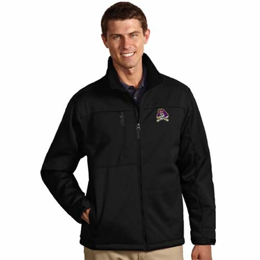 East Carolina Mens Traverse Jacket (Team Color: Black)