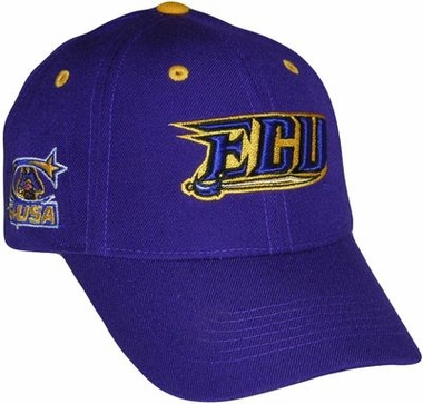 East Carolina Triple Conference Adjustable Hat