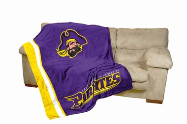 East Carolina Ultrasoft Blanket