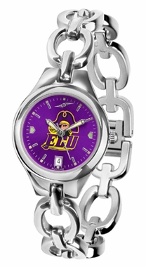 East Carolina Women's Eclipse Anonized Watch