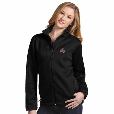 East Carolina Womens Traverse Jacket (Team Color: Black)