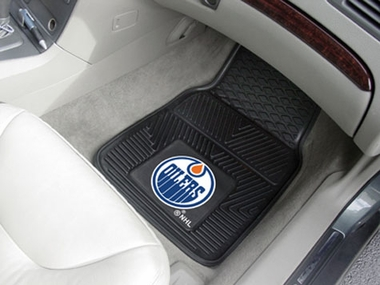 Edmonton Oilers 2 Piece Heavy Duty Vinyl Car Mats