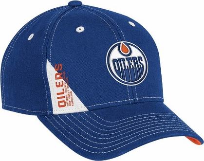 Edmonton Oilers Ather Adjustable Hat