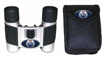 Edmonton Oilers Binoculars and Case