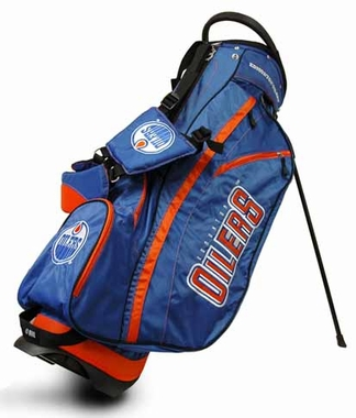 Edmonton Oilers Fairway Stand Bag