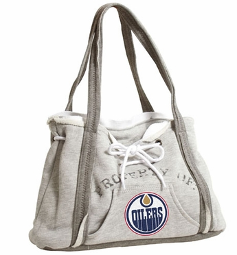 Edmonton Oilers Property of Hoody Purse