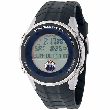 Edmonton Oilers Schedule Watch