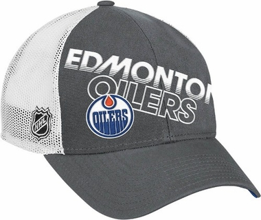 Edmonton Oilers TNT Trucker Flex Fit Mesh Back Hat