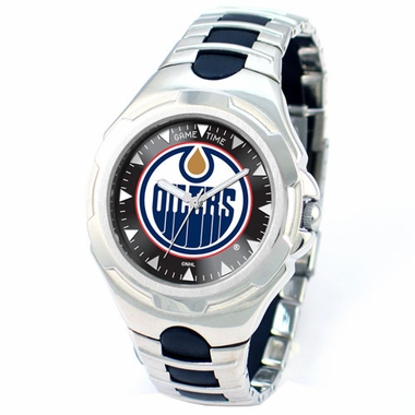 Edmonton Oilers Victory Mens Watch