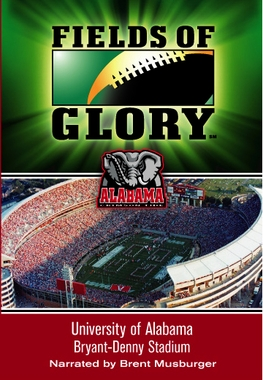 Fields of Glory DVD - Alabama