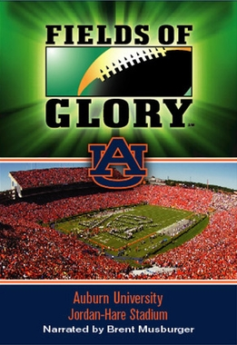 Fields of Glory DVD - Auburn