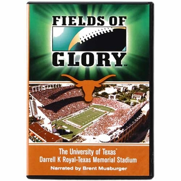 Fields of Glory DVD - Texas