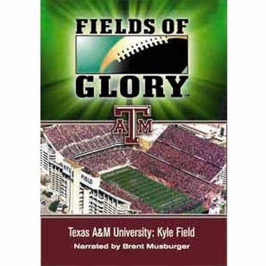Fields of Glory DVD - Texas A & M