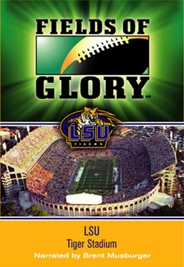 Fields of Glory - LSU DVD