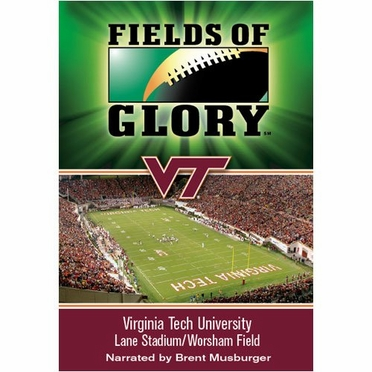 Fields of Glory: Virginia Tech DVD