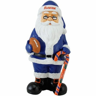 Florida 11 Inch Resin Team Santa Figurine
