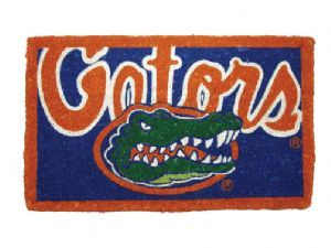 Florida 18x30 Bleached Welcome Mat